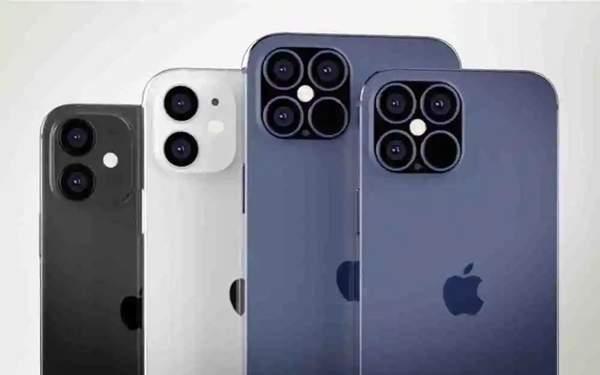 iPhone12上市最新消息,6.1英寸的两款手机先上市?