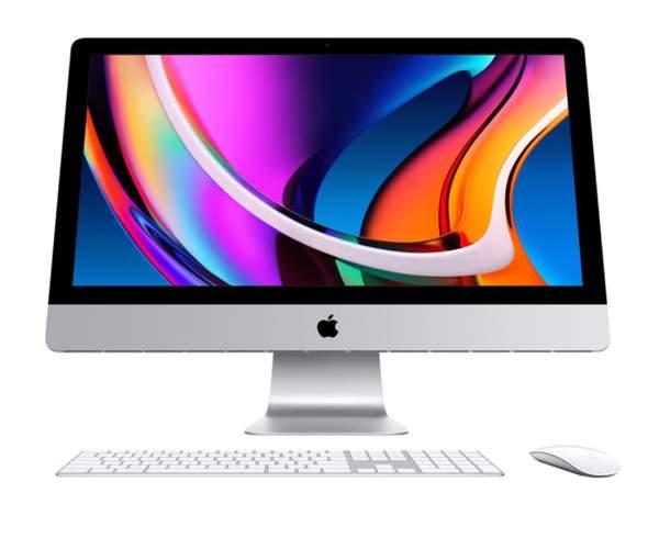 2020款iMac参数评测:升级显卡保留大边框