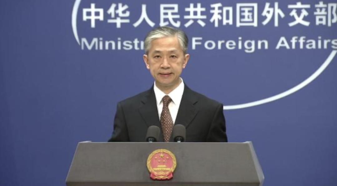 外交部回应美称将清除微信等中国APP:贼喊抓贼行为