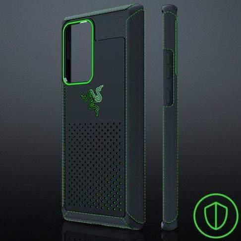 为增强三星Note20系列散热,雷蛇推出Arctech系列保护壳