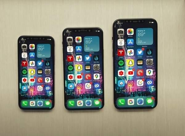 iPhone12外观曝光!边框变窄?