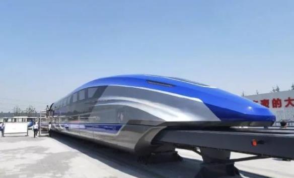 600公里时速的磁悬浮来了,耗时最短的交通方式?