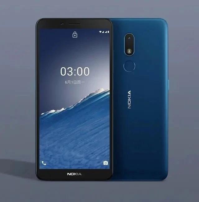 适合中老年人用的手机:诺基亚C3
