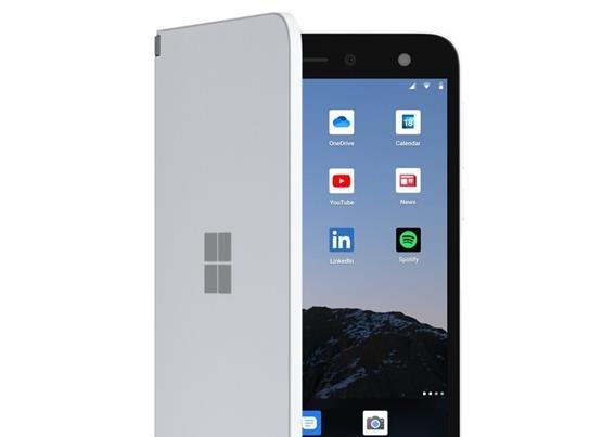 微软手机回归!SurfaceDuo搭载骁龙855