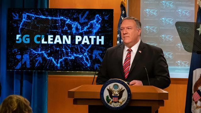 美国中央情报局:没有证据显示中国政府获取tiktok用户数据