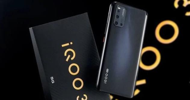 骁龙865的手机,高性价比的iQOO3