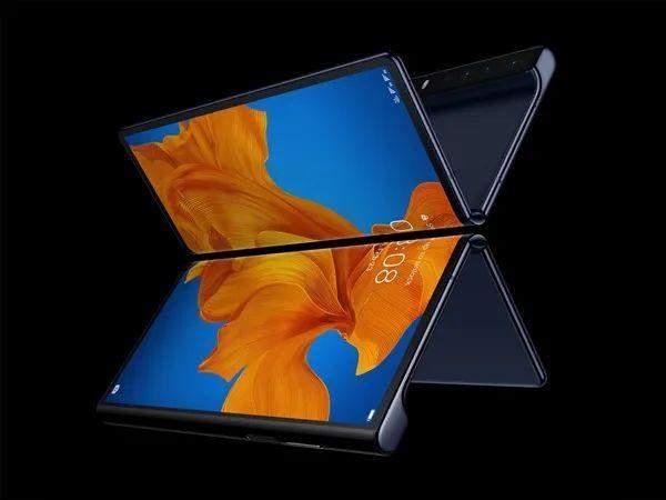 Mate X2外观设计将大改?或采用内折式柔性屏!
