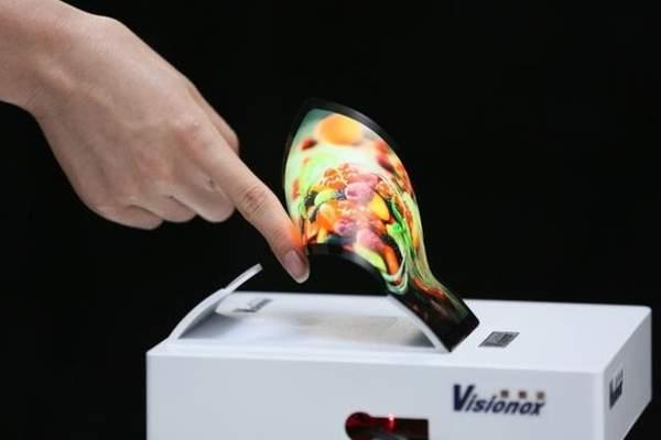 维信诺将联合华为,共同研发下一代折叠屏
