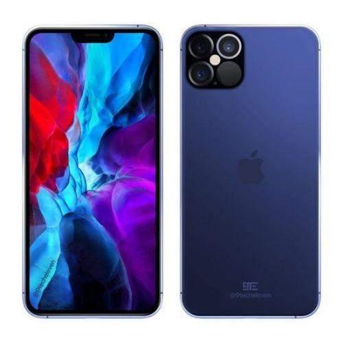 iPhone12新配色曝光,iPhone12Pro新增深蓝色