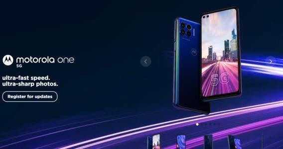 摩托罗拉One 5G发布:搭载骁龙765G价格3400元