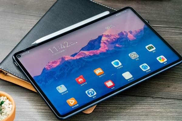 华为MatePad平板新品曝光:麒麟9000+120Hz刷新率