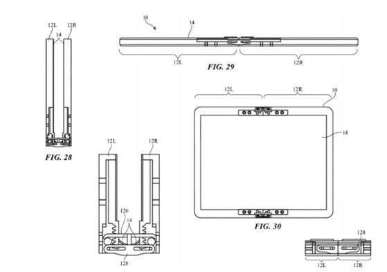 苹果折叠屏手机曝光,将由三星独家供应一年显示屏