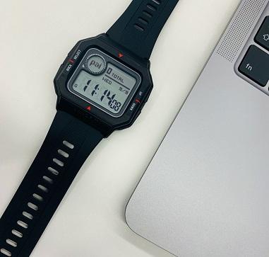 华米Amazfit Neo智能手表怎么样?上手评测