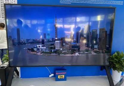 夏普120英寸显示器曝光:将于本月下旬推出