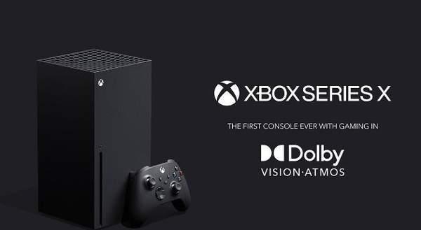微软Xbox Series X/S最新曝光:支持杜比视界和杜比全景声