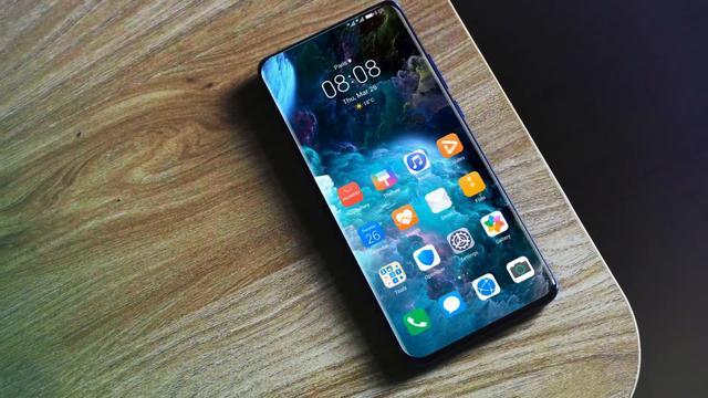 华为P50Pro最新概念图曝光,98%屏占比的鸿蒙手机