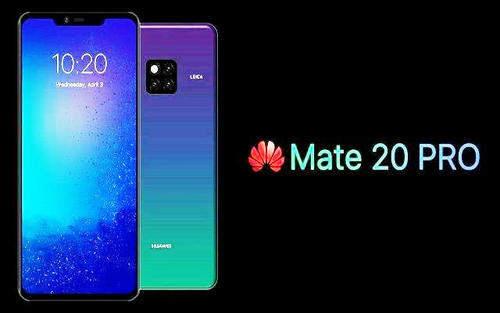 華為Mate20 pro上市時間和價格,Mate20 pro現在多少錢