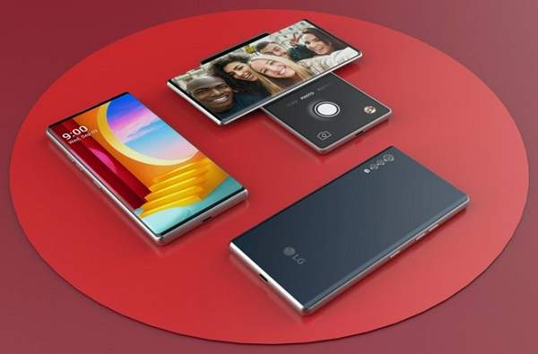 LG Wing手机最新曝光:将搭载Gimbal Motion防抖技术