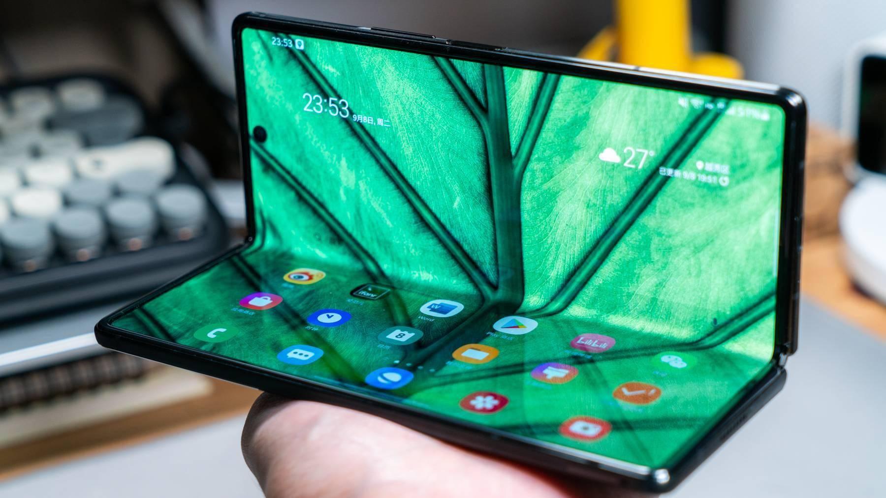 三星GalaxyZFold2体验感怎么样?真机上手评测