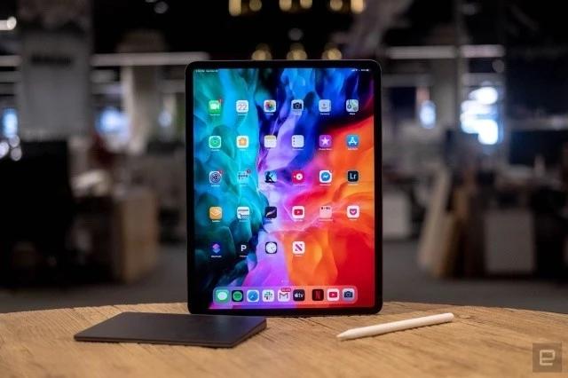 新款iPadPro或在下周發布,采用miniLED屏幕