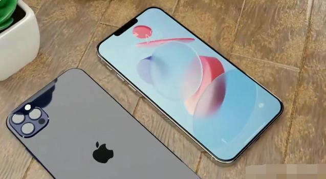iPhone12pro真机再曝,120Hz高刷屏稳了
