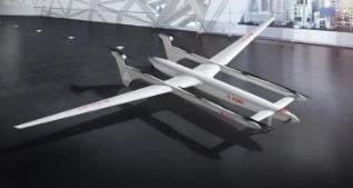 V400信天翁全球首發:垂直起降智能飛行器可續航1000公里