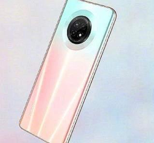 华为nova8手机屏幕外观曝光:OLED屏幕+前置双挖孔