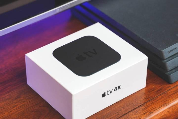 苹果秋季发布会新品:Apple TV 4K售价约1224元