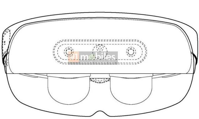 三星AR头显专利曝光:采用旋钮调节大小