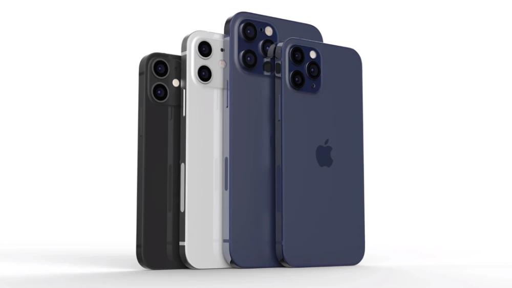 iPhone12Pro真机外壳曝光,LiDAR传感器+5G天线全都有