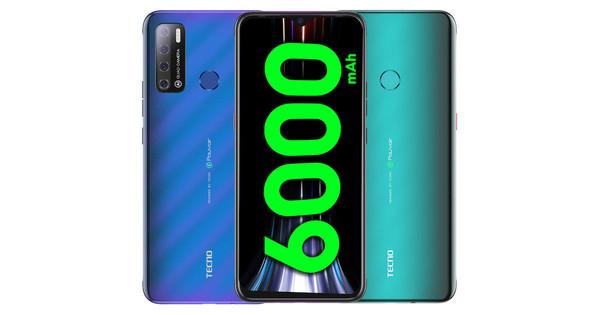 传音Tecno新手机发布:搭载联发科Helio A22,售价约790元