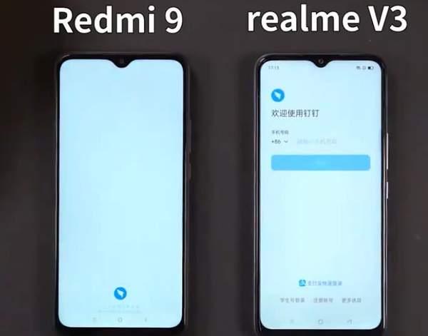realmeV3和红米9谁更值得入手?参数配置对比