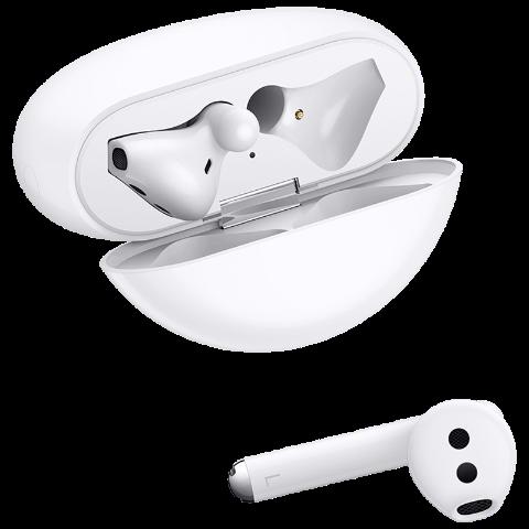 华为FreeBuds3内置骨声纹传感器,手机购物更方便