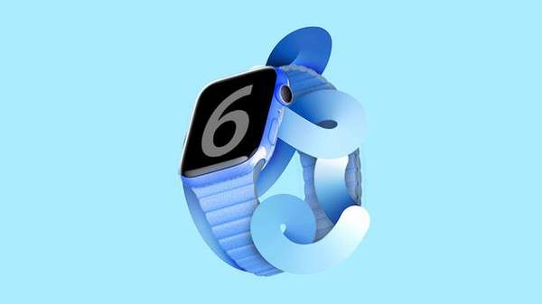 Apple Watch6最新消息:新增蓝色配色