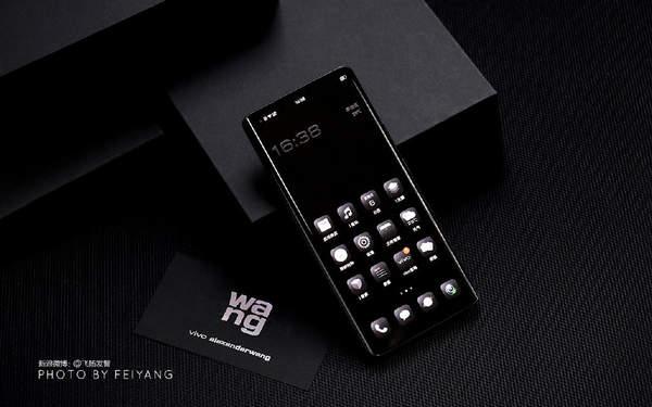 vivo X50 Pro+联名限定版真机图赏:低调奢华有内涵