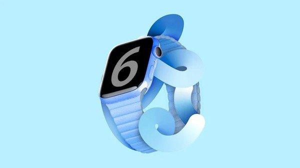 AppleWatch Series6最新爆料,支持快充但续航变化不大