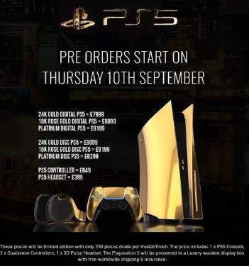 索尼PS5上市价格曝光,或比Xbox售价高