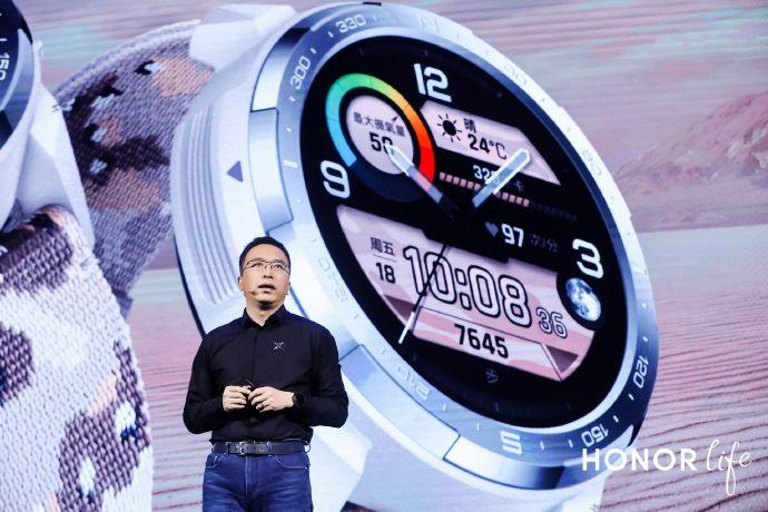 荣耀手表GS pro/ES怎么更换表盘背景,荣耀手表自定义壁纸