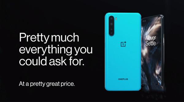 一加Nord N10 5G将在美国发布,预计售价低于400美元