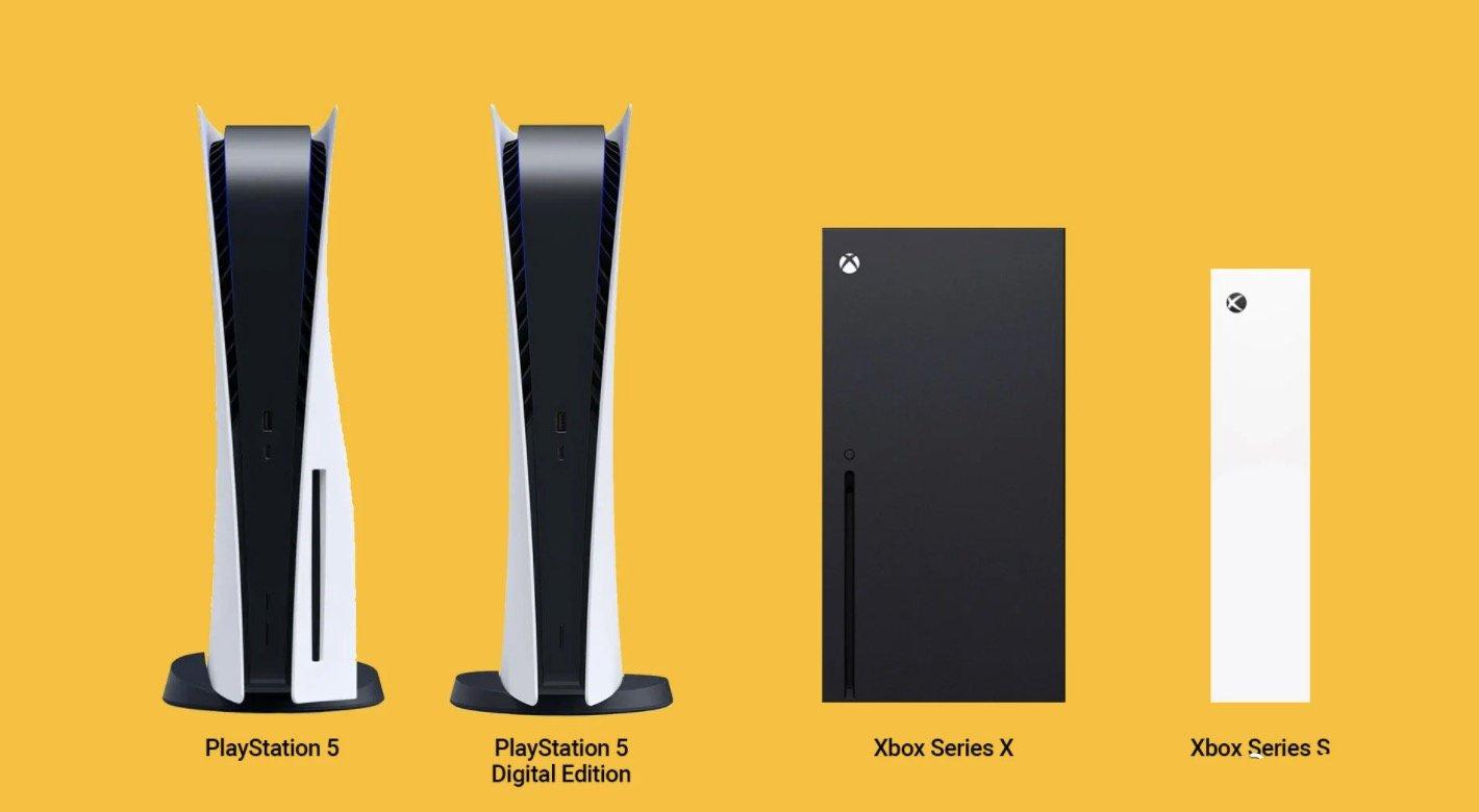 索尼PS5:有史以来体积最大游戏主机
