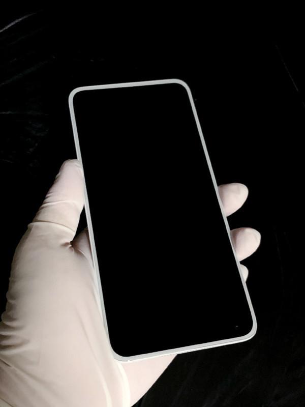 坚果新机或将10月发布:白色边框设计+全面屏