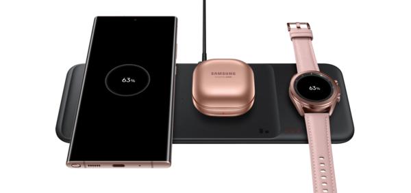 三星无线充电板正式上架,兼容Qi标准