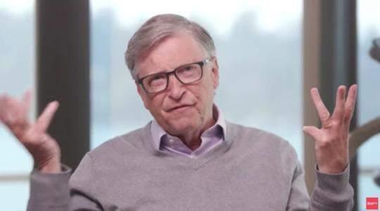 比尔盖茨反对芯片不卖给华为:无任何意义!