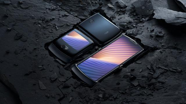 摩托罗拉刀锋5G折叠屏手机再次发售,京东官网一秒告罄!
