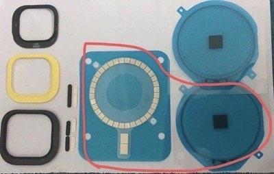 iPhone12磁性无线充电器曝光,AirPower的替代产品