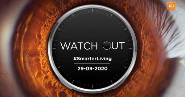 小米新手表在9月29日发布,预计命名Mi Watch SE