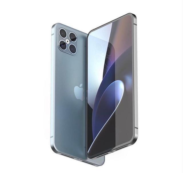 iPhone13或将采用无刘海设计,加入屏下摄像头技术