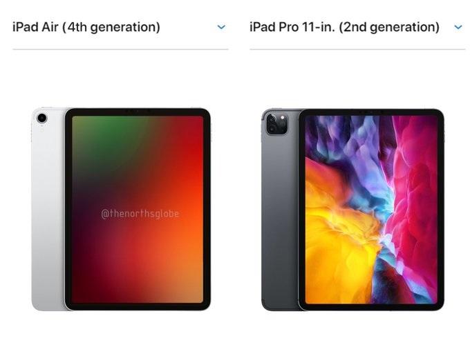 苹果iPad Air 4最新渲染图曝光,将在9月8日正式发布