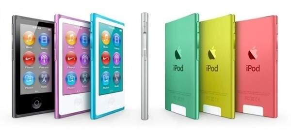 iPod nano系列落幕,被苹果列入过时产品名单