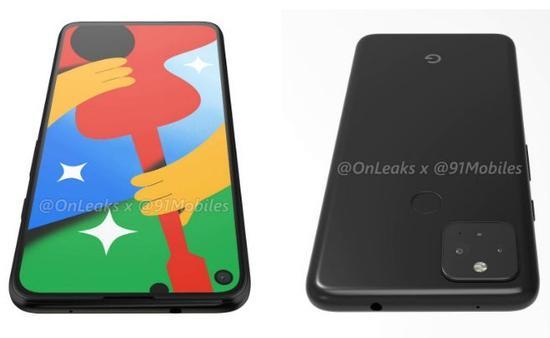 谷歌Pixel4a 5G/Pixel5最新消息,现身认证网站